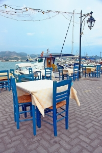 Lefkada bars and restaurants