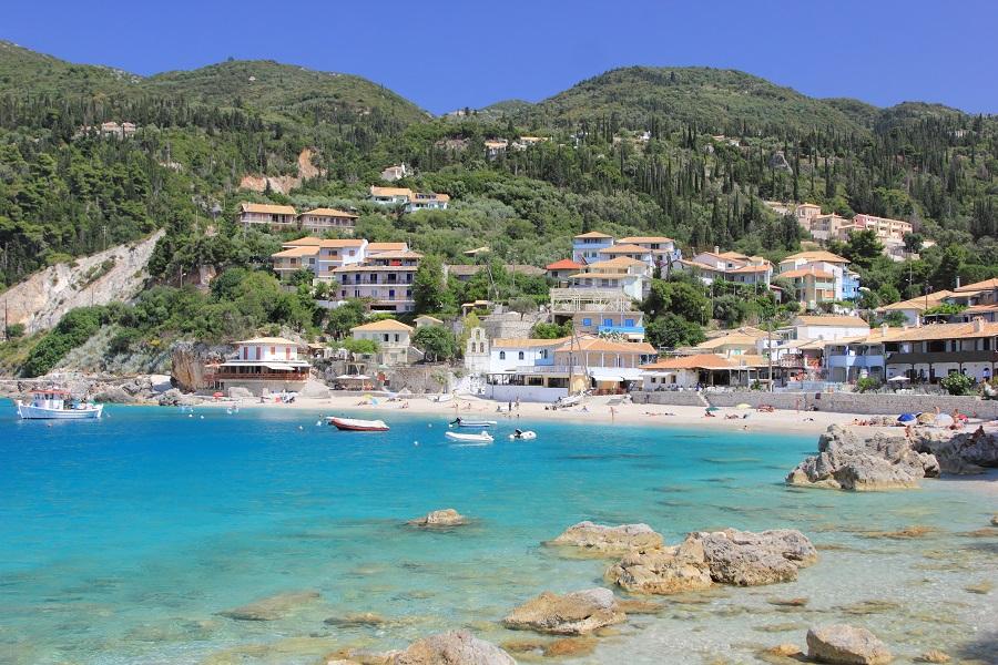Agios Nikitas village | Lefkada Island's beautiful West Coast